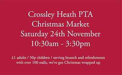 Christmas Market 24/11/18