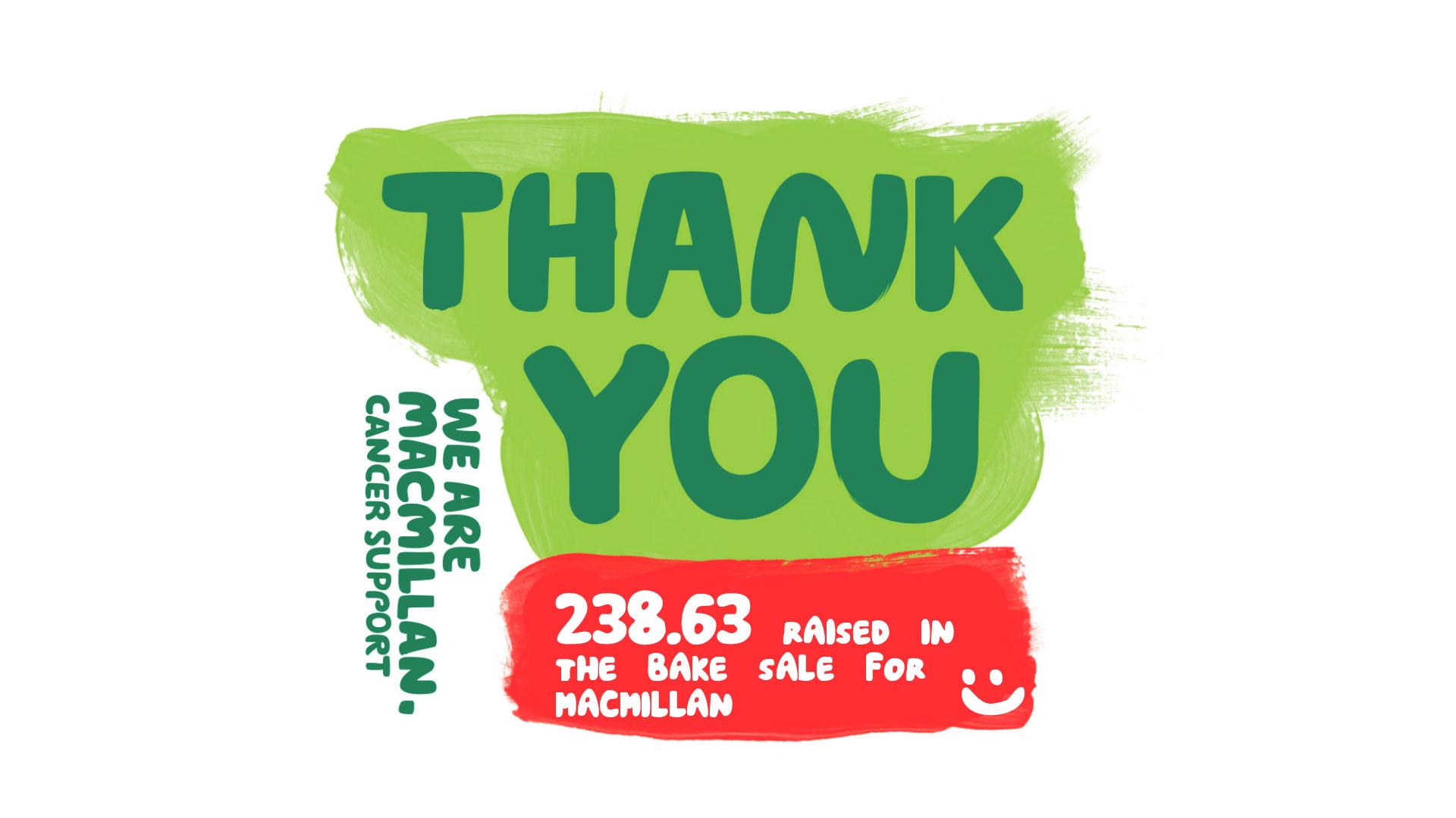 Macmillan / Thank you