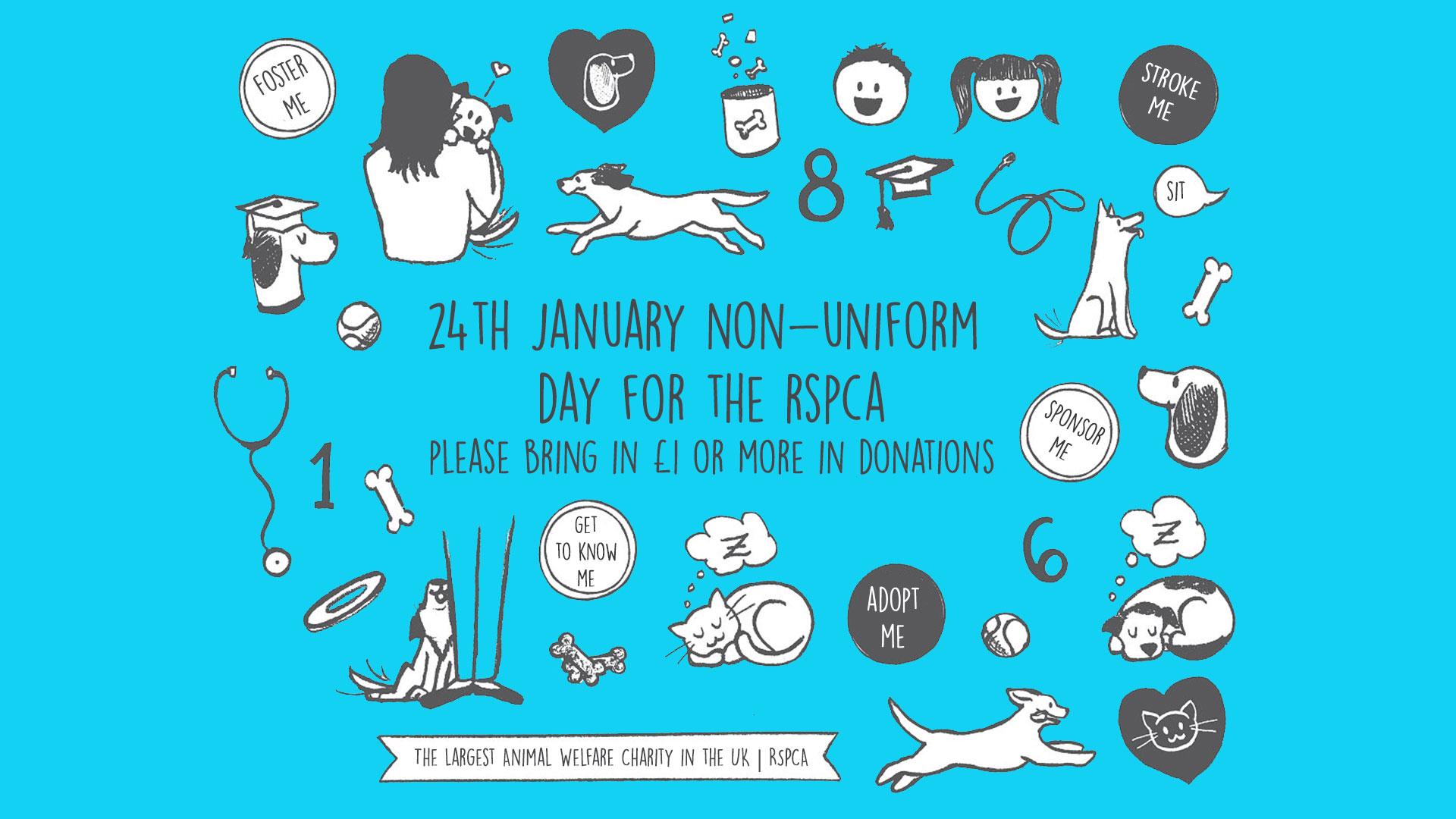 Non-uniform day 24th January